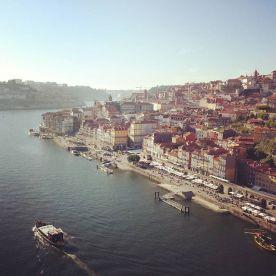 Oktober - In Porto