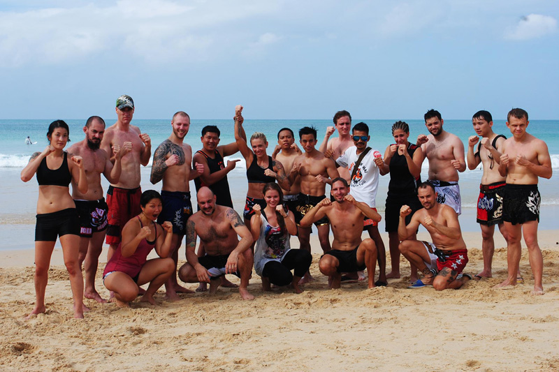 tiger-muay-thai-camp-training-strand