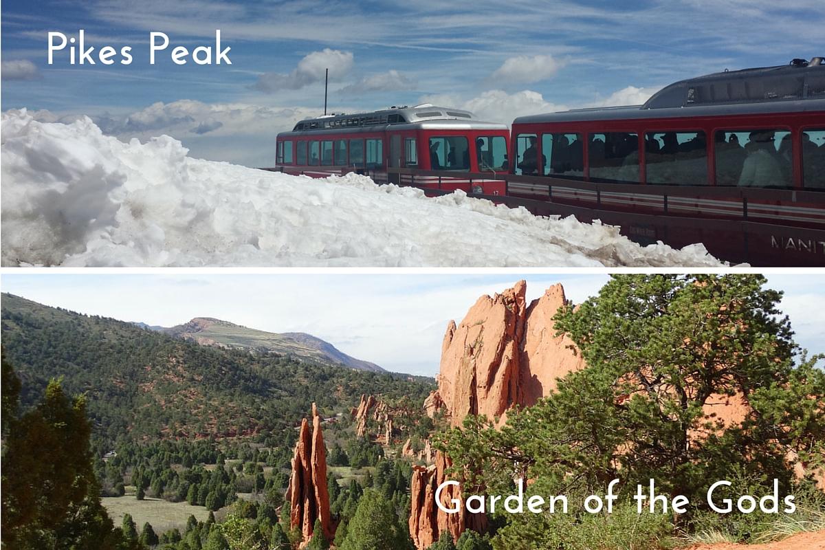 Pikes Peak Garden of the Gods