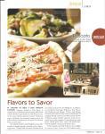 """Flavors to Savor"""