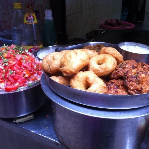 street food in varanasi