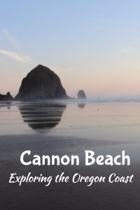 Use this guide to plan your next Oregon Coast vacation! Cannon Beach, Thor's Well, and other can't-miss spots for your Oregon road trip bucket list!