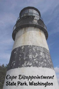 Cape Disappointment State Park, in southern Washington. The perfect addition to any Oregon or southern Washington road trip. Lots of history and beautiful view!