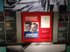 LBJ Presidential Library at UT Austin is a Must See for Texas Empty Nesters!