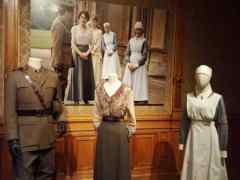 "Here is your Chance to see the exhibit ""Dressing Downton"" in St Augustine Florida! Free!"