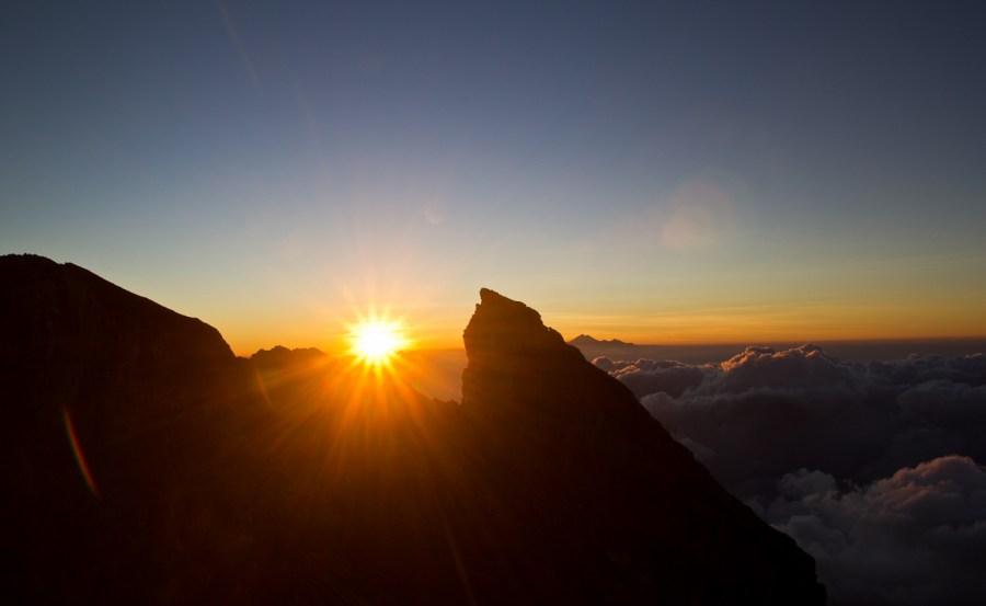 Climbing Mount Agung Volcano in Bali