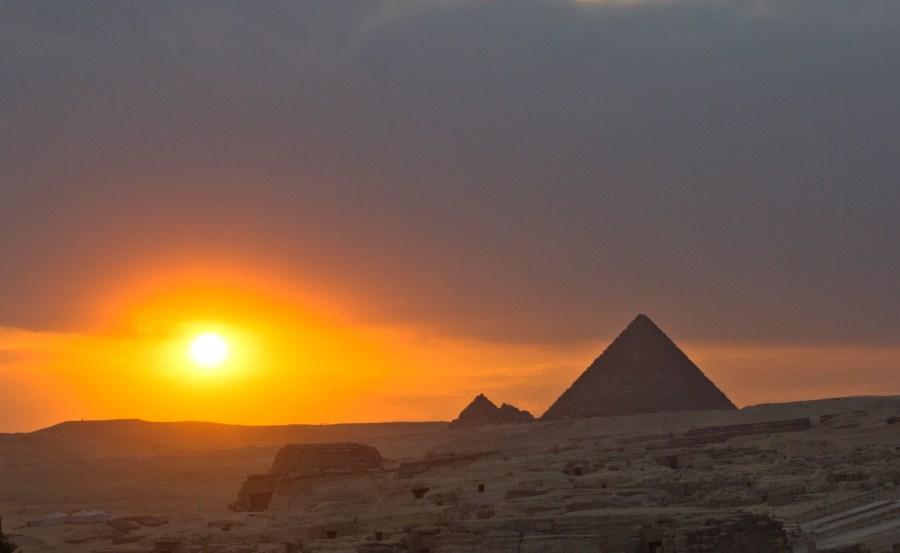 Giza Pyramids-11