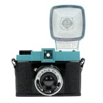Giveaway- Diana F+ Lomography Camera with Flash & Fisheye Lens!