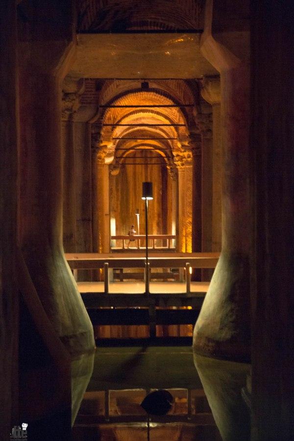 Basilica Cistern Turkey-11