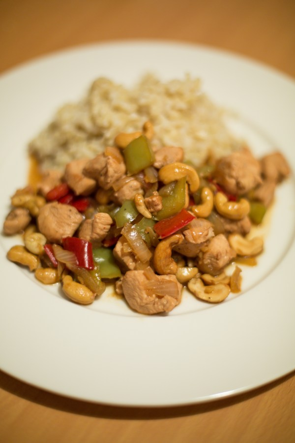 Cashew chicken-4