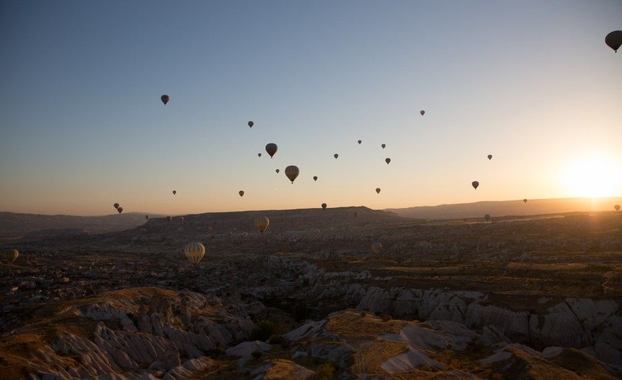 Cappadocia Hot Air Balloon-2