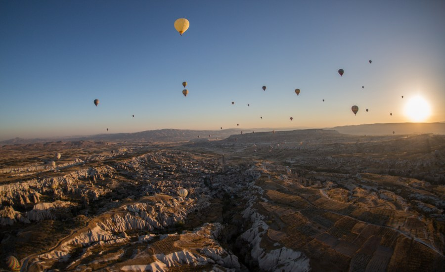 Cappadocia Hot Air Balloon-6
