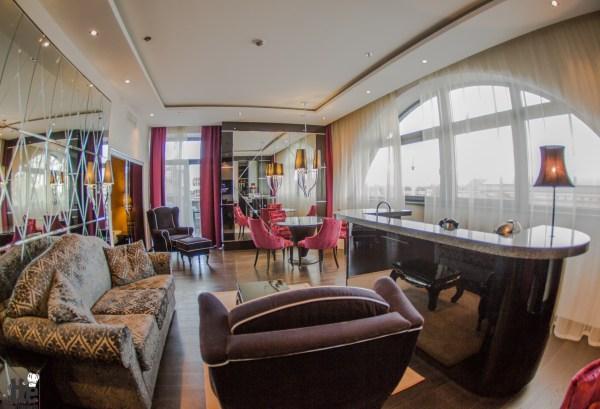 Mirage Fashion Hotel Budapest-5