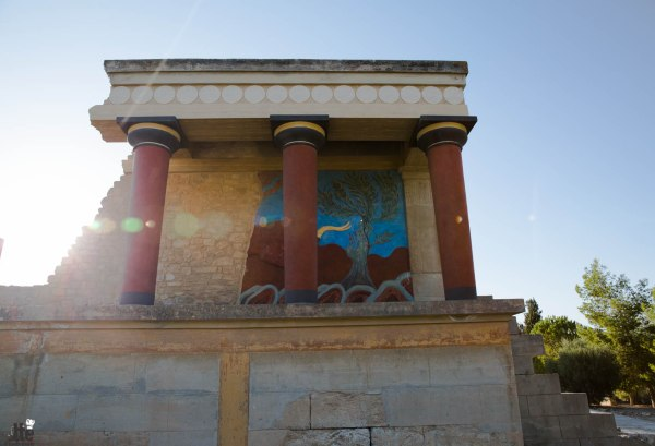 Palace of Knossos Crete-7