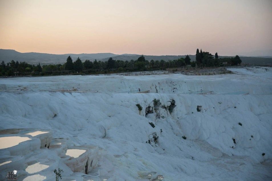 Pamukkale Turkey Sunrise-2