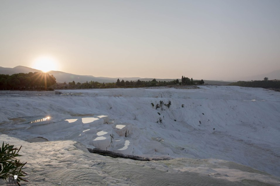 Pamukkale Turkey Sunrise-4
