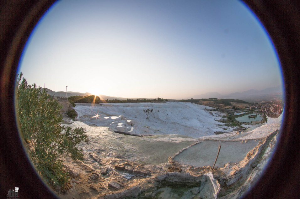 Pamukkale Turkey Sunrise-5