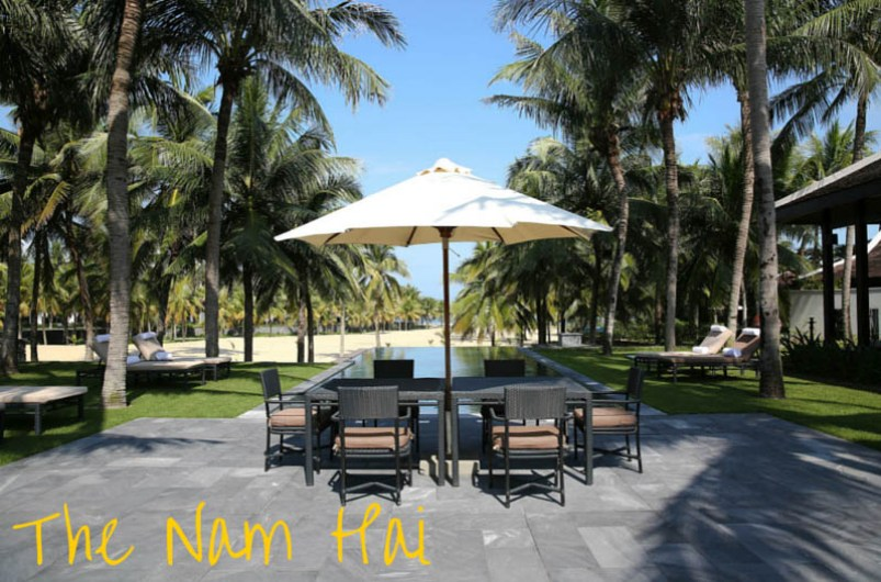 The Nam Hai private villa