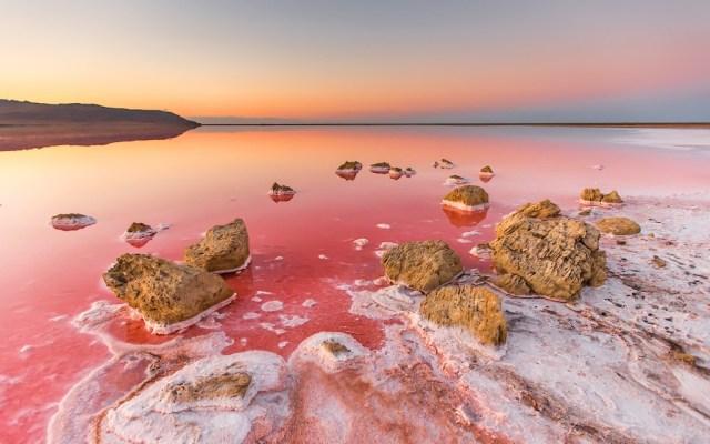 Nature reserve Crimea