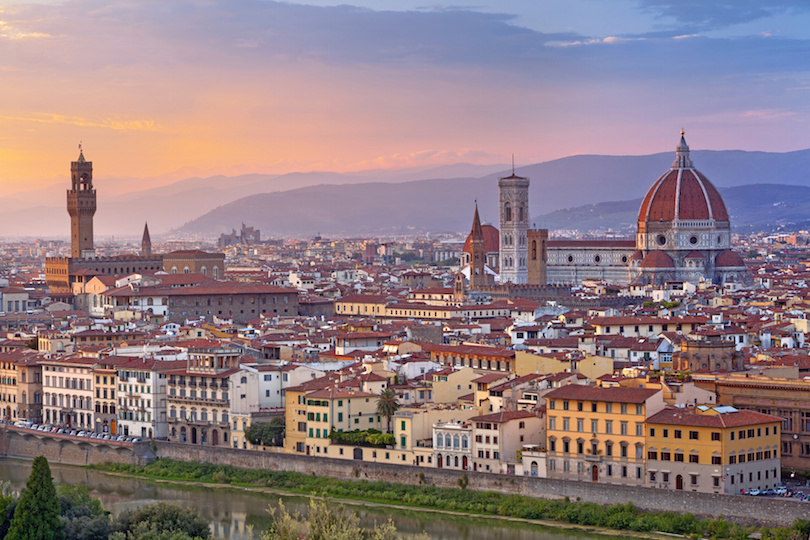 4 top places to visit in florence for Best place to visit italy