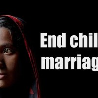 Give Child Marriage the Finger #EndChildMarriage