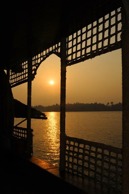 Goa houseboat, INdia