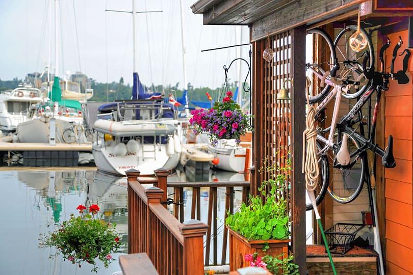 Fisherman's Wharf, Victoria, British Columbia, Canada