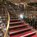 Norwegian Star NCL Atrium 4