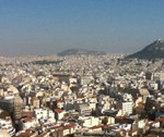 Athens-view-from-Acropolis-Travel-Xena