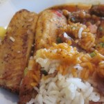 Tilapia-Lunch-Buffet-Norwegian-Star TravelXena.com