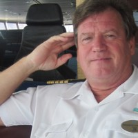 Captain Kenneth Harstrom Interview on the Norwegian Star