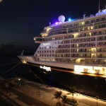 Disney-Dream-at-night-Nassau-Bahamas-TravelXena-2