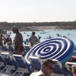 Great-Stirrup-Cay-Beach-Blue-Inflatables-TravelXena