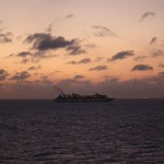 Norwegian-Jewel-Sunset-Royal-Caribbean-Ship-4