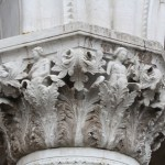 Venice-Italy-Doges-Palace-Column-TravelXena
