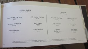Wasabi-Menu-Norwegian-Breakaway-TravelXena-3