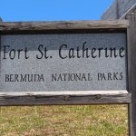 Bermuda-St-Georges-Fort-St-Catherine-TravelXena-1
