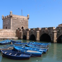 Essaouira Morocco An African Seaside City
