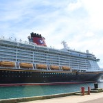 Disney Dream in  Nassau Bahamas TravelXena