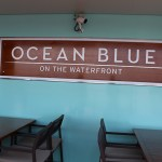 Ocean-Blue-Restaurant-Sign-Norwegian-Getaway-TravelXena