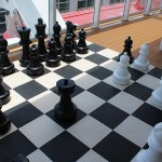 Oversize-Chess-Board-Norwegian-Getaway-TravelXena