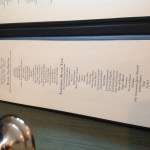 Harney and Sons Menu Millerton NY Travel Xena 12