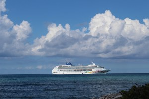 Great Stirrup Cay NCL Travel Xena 44