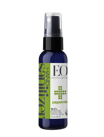 EO Peppermint Hand Sanitizer Spray