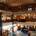Norwegian Spirit Atrium TravelXena 2