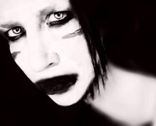 Marilyn Manson Marilyn Manson Released Album Cover Art And Track Listing For 'Born Villain'