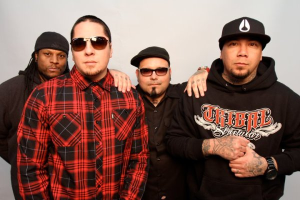 "P.O.D. New Song   P.O.D. ""Lost In Forever"""