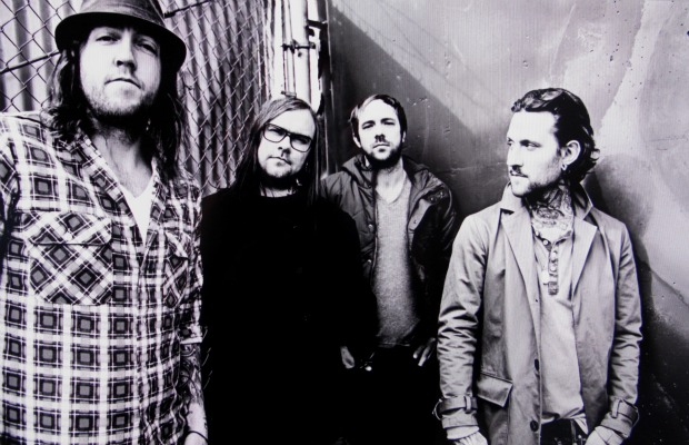 The Used The Used To Release 'Imaginary Enemy' In April