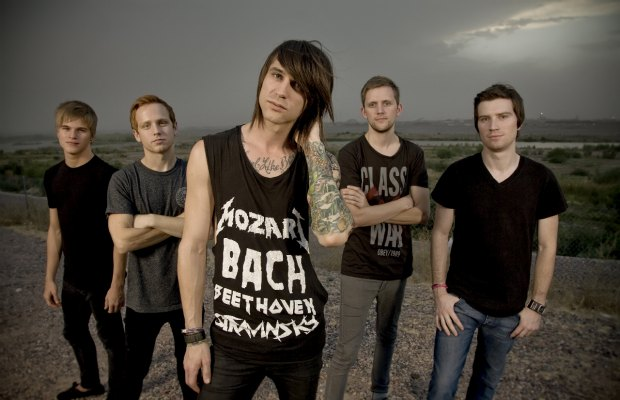 "Blessthefall Blessthefall ""The Reign"" Live Video"