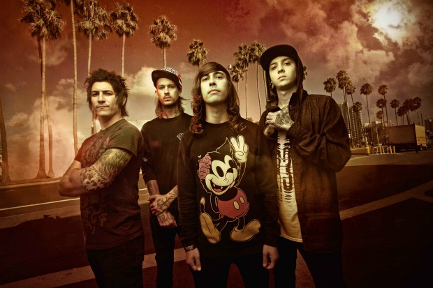 Pierce The Veil Pierce The Veil, Sleeping With Sirens Announce Second Leg Of U.S. Tour